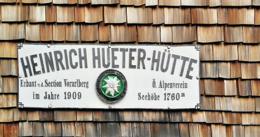 Heinrich-Hueter-Hütte