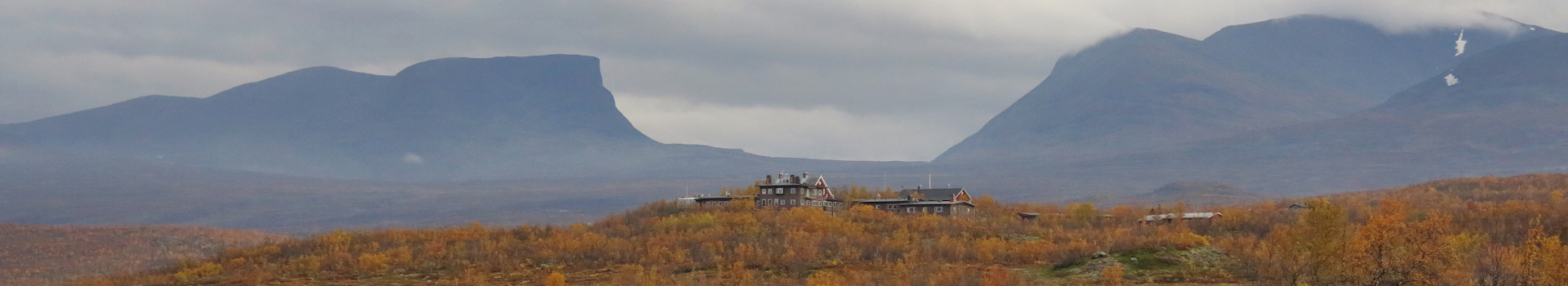 Herbst auf dem Kungsleden